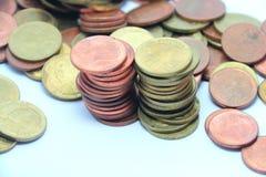 Money coin bill cash smacker of Thailand Royalty Free Stock Photo
