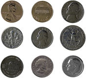 Money coins Royalty Free Stock Photo