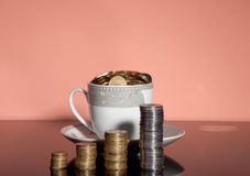Money, coins Stock Image