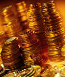 Money - Coins Royalty Free Stock Photography
