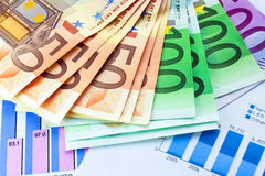 Money concept Royalty Free Stock Photos