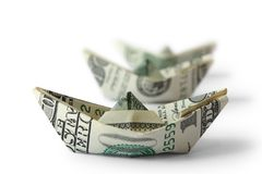 Money concept Royalty Free Stock Photo
