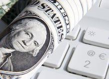 Money concept Royalty Free Stock Photos