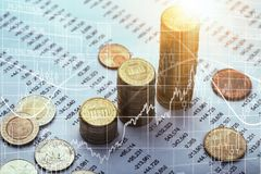 Money concept. Capital money finance account management wealth Stock Image