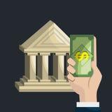 Money concept design. Illustration eps10 graphic Stock Photo
