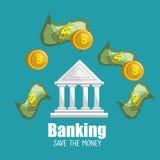 Money concept design Royalty Free Stock Photo