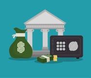 Money concept design. Vector illustration eps10 graphic Stock Photo