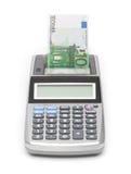 Money concept - print money. Money concept. Licence to print money idiom Stock Image