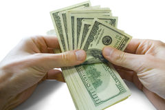 Money concepts Royalty Free Stock Photo