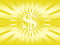 Money conceptual background Royalty Free Stock Photos
