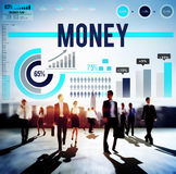 Money Currency Economy FInancial Banking Concept Stock Photography