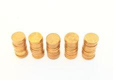 Money - czech crowns Royalty Free Stock Photo