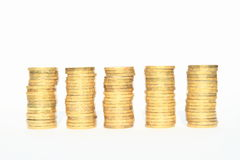 Money - czech crowns Stock Images