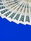 Money - Czech republic - crowns Stock Images