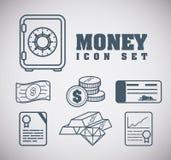 Money design. Royalty Free Stock Photos