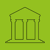 Money design. Financial item icon. White background, isolated illustartion. Money concept with icon design,  illustration 10 eps graphic Stock Photos
