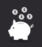 Money design Royalty Free Stock Photos