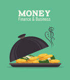 Money design Stock Photo