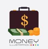 Money design Stock Images