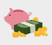 Money design. Stock Image
