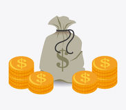 Money design. Stock Image