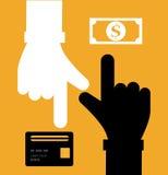 Money design Stock Photos