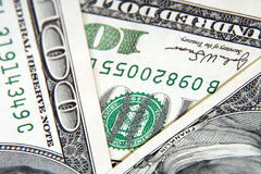 Money detail Royalty Free Stock Photography