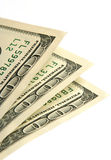 Money detail Stock Photography