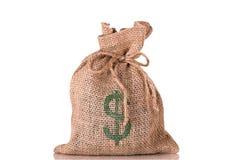 Money Dollar Bag stock photography
