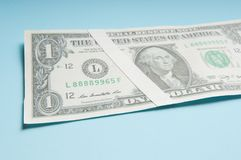 Free Money Dollar Currency Fall. Bad Economic Concept Stock Photography - 139013142