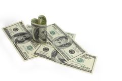 Money dollars Stock Images