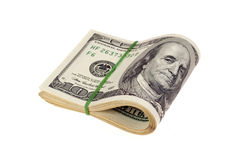 Money - Dollars Royalty Free Stock Images