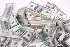 Money (Dollars) Royalty Free Stock Photography