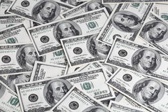 Money.Dollars Royalty Free Stock Photos
