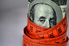Money_dollars Royalty Free Stock Image