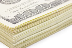 Money, dollars Royalty Free Stock Images