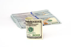 Money dollars Royalty Free Stock Images