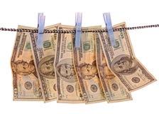 Money dry royalty free stock photos