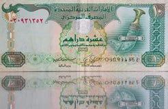 Money from Dubai (UAE) Royalty Free Stock Photo