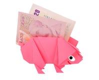 Money, earnings, and economy metaphor Stock Photos
