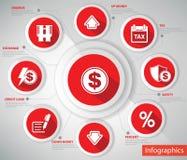 Money & Economic Concept Royalty Free Stock Photo