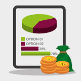Money, economy, business and savings. Stock Photos