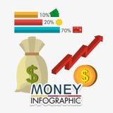 Money, economy, business and savings. Royalty Free Stock Photo