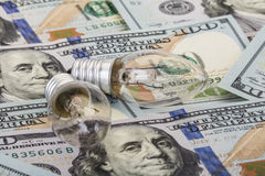 Money and energy Stock Images
