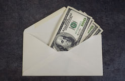 Money Envelope. Stock Image