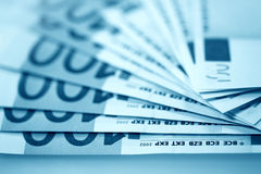 The money euro Royalty Free Stock Images
