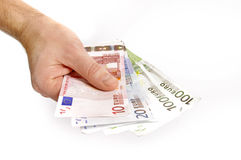 Money euro Stock Photography