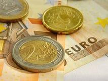 Money euro Stock Photos