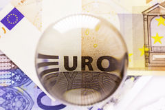 Money euro Stock Image