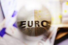 Money euro Royalty Free Stock Photo